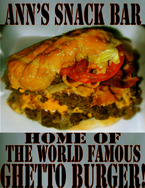 The World Famous Ghetto Burger